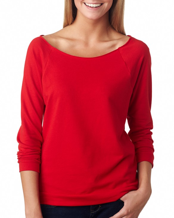 Wamego Red 3/4 Top