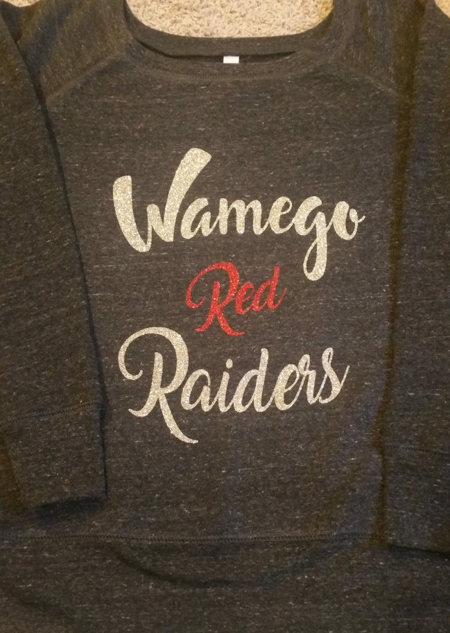 Wamego Red Raiders on Bella Fleece