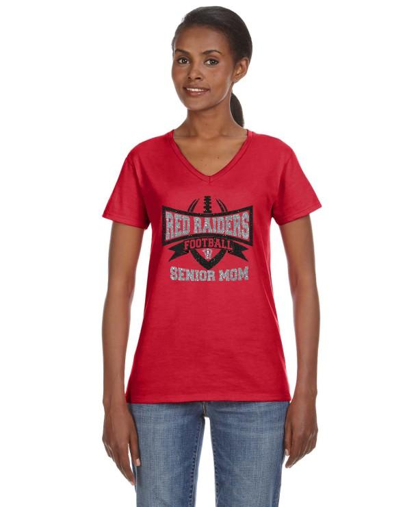 Anvil Ladies' Lightweight V-Neck T-Shirt