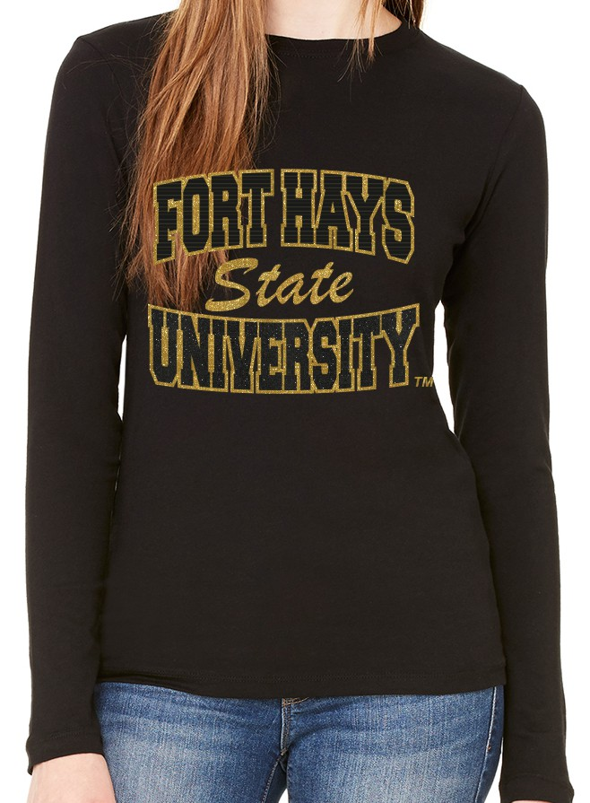Fort Hays State University in Glitter