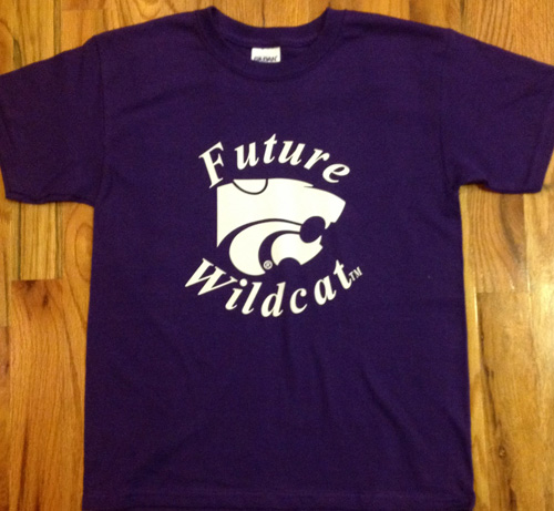 Future Wildcats Youth T-Shirt