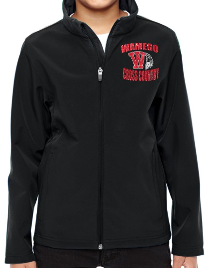 Glitter Ladies Wamego Cross Country Jacket