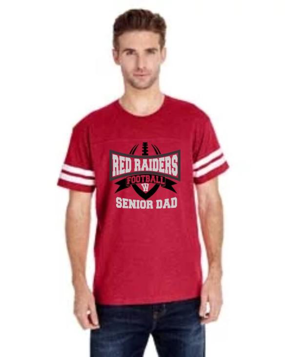 LAT Men's Football Fine Jersey T-Shirt