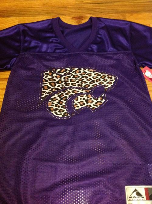 Leopard Replica Jersey Tee