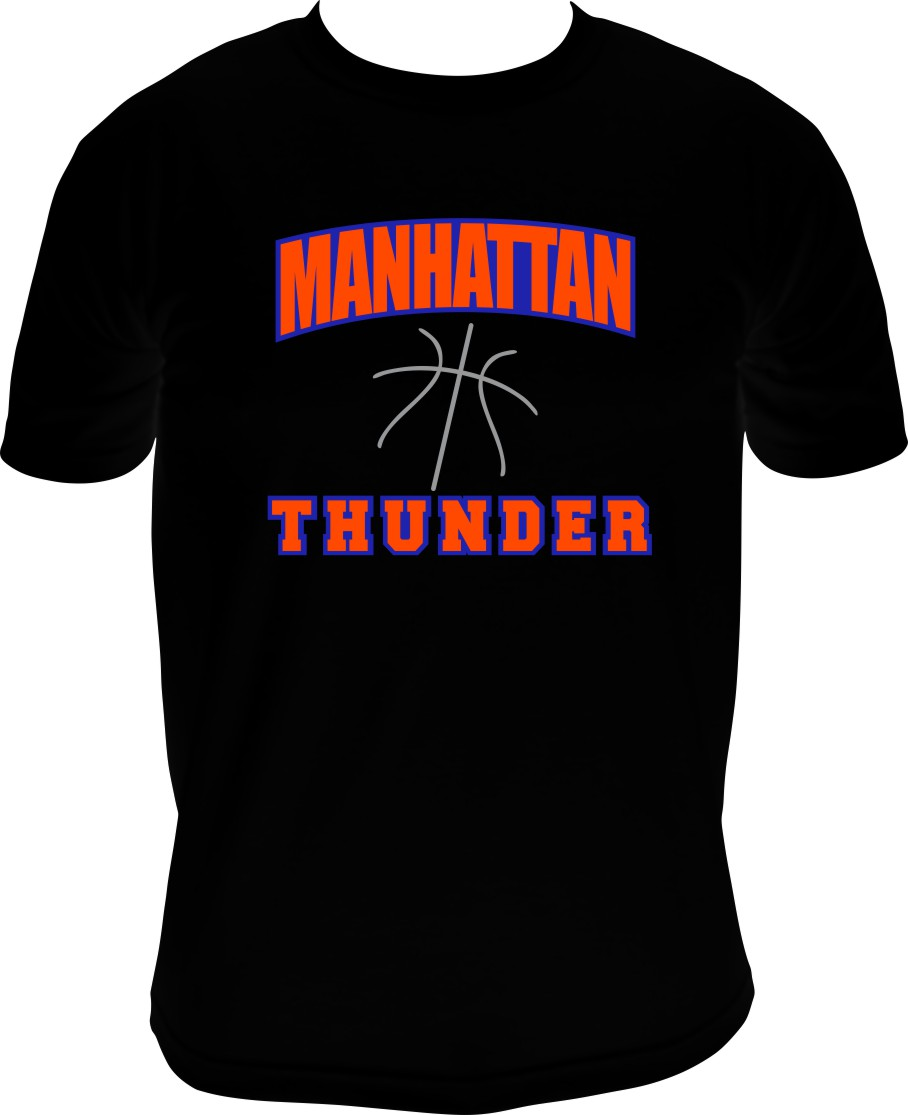 Manhattan Thunder in Vinyl