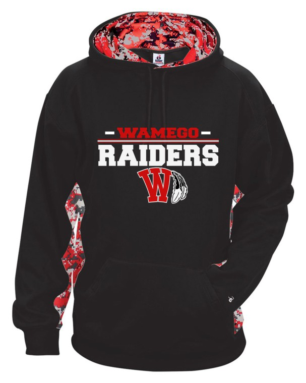 Men's Raider Performance Hoodie