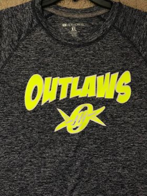 Outlaws Holloway Performance Short Sleeve