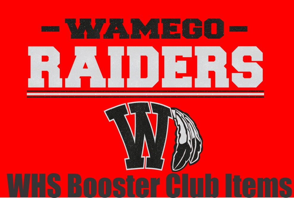 Wamego Booster Club Spirit Items