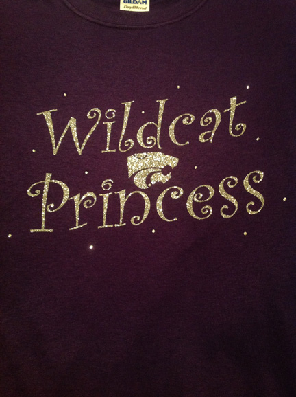 Wildcat Princess Youth Shirt