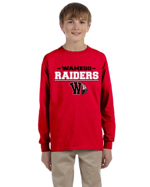 Youth Raider Long Sleeve T-Shirt