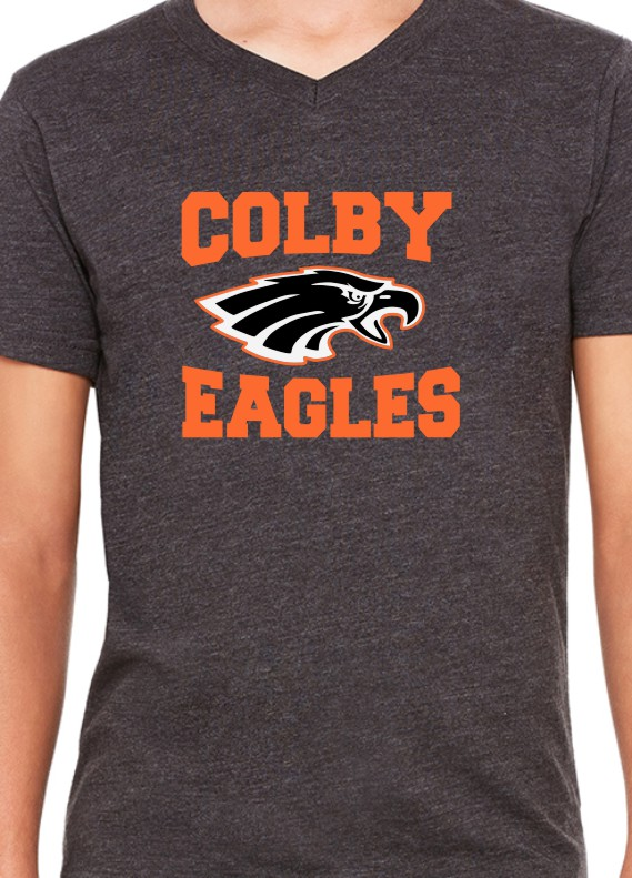 Colby Boys Vinyl Short Sleeve T-Shirt