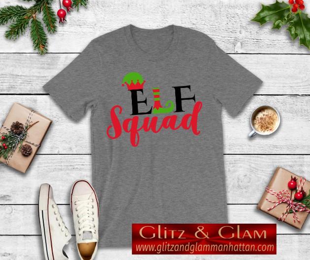 2019 Elf Squad Print