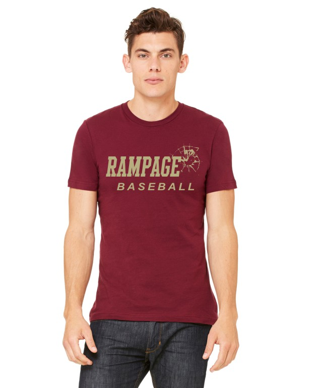 Rampage Vinyl T-Shirt 1