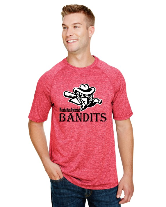 Bandits Holloway Performance Short Sleeve