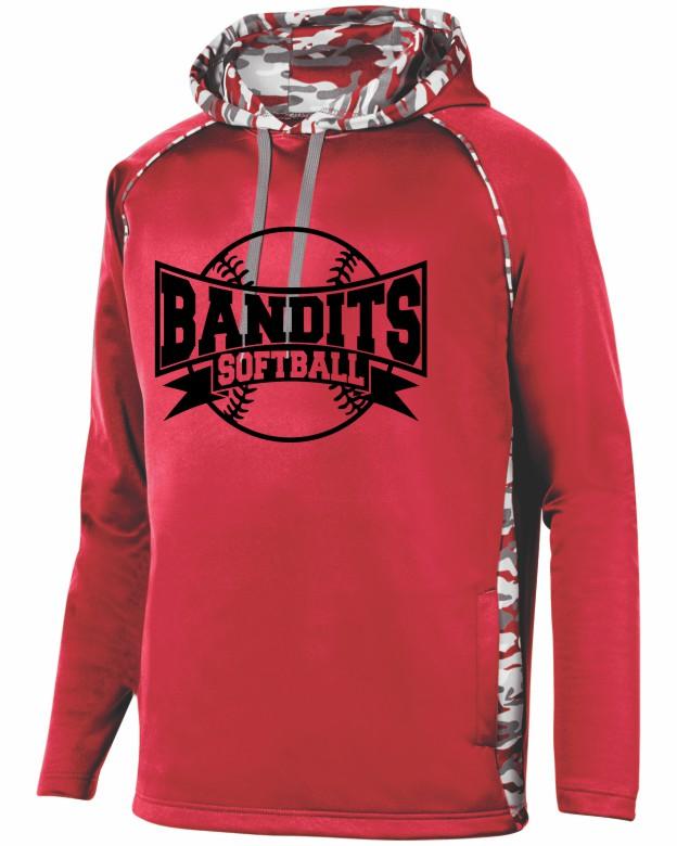 Bandits Augusta Performance Hoodie