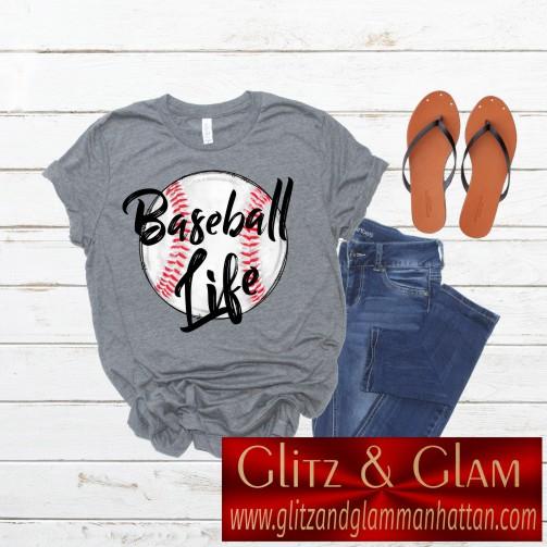 Baseball Life Print