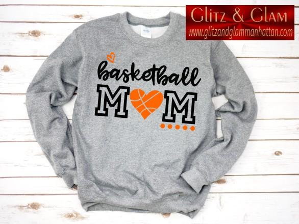 Basketball Mom Print