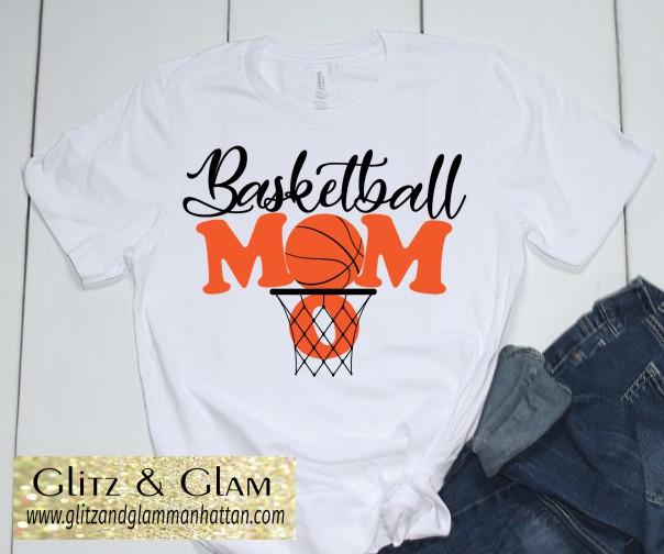 Basketball Mom 1