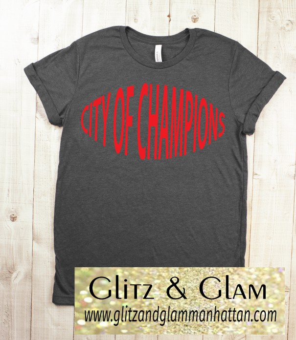 Youth City of Champions Shirt