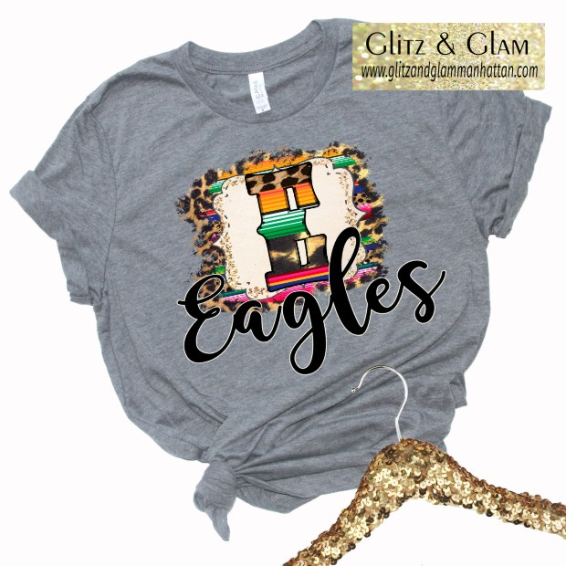 2019 Eagles Serape Print