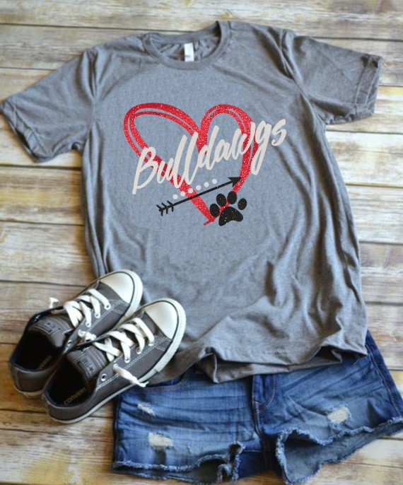 Glitter Dawgs T-Shirt