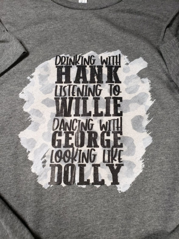 Hank Willie Dolly T-Shirt