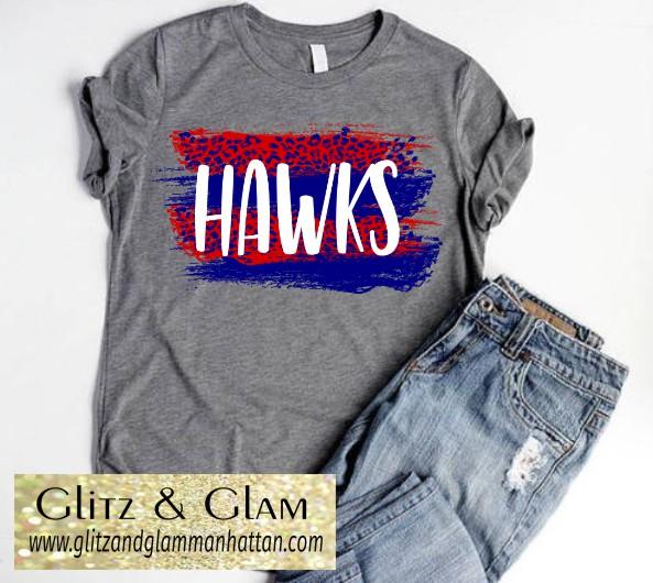 2019 Hawks Print