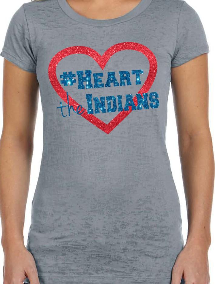 #Heart the Indians Burnout