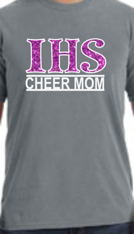 IHS CHEER MOM