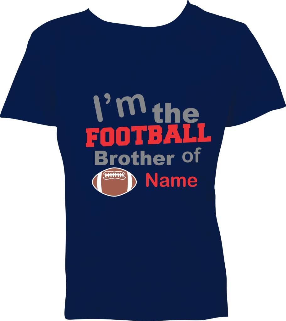 I'm the Football Brother