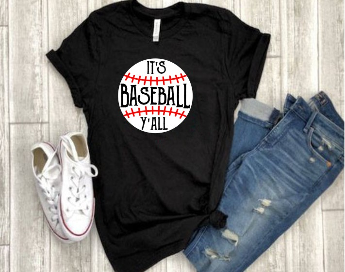 It's Baseball Y'All Tee