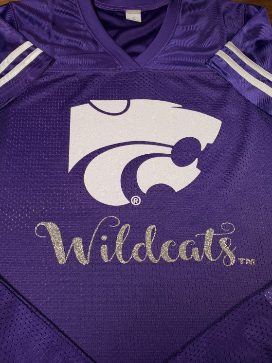 2019 Wildcats Power Cat Replica Jersey