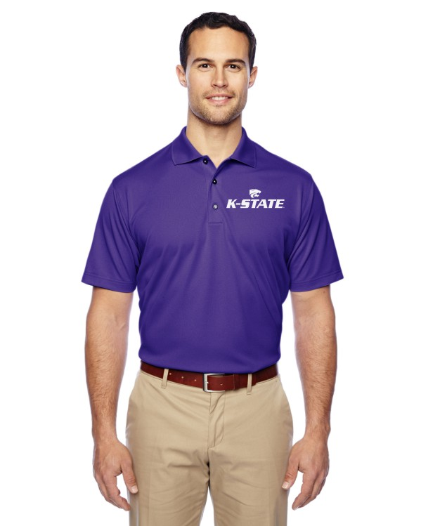 K-State Men's Adidas Performance Quarter Zip