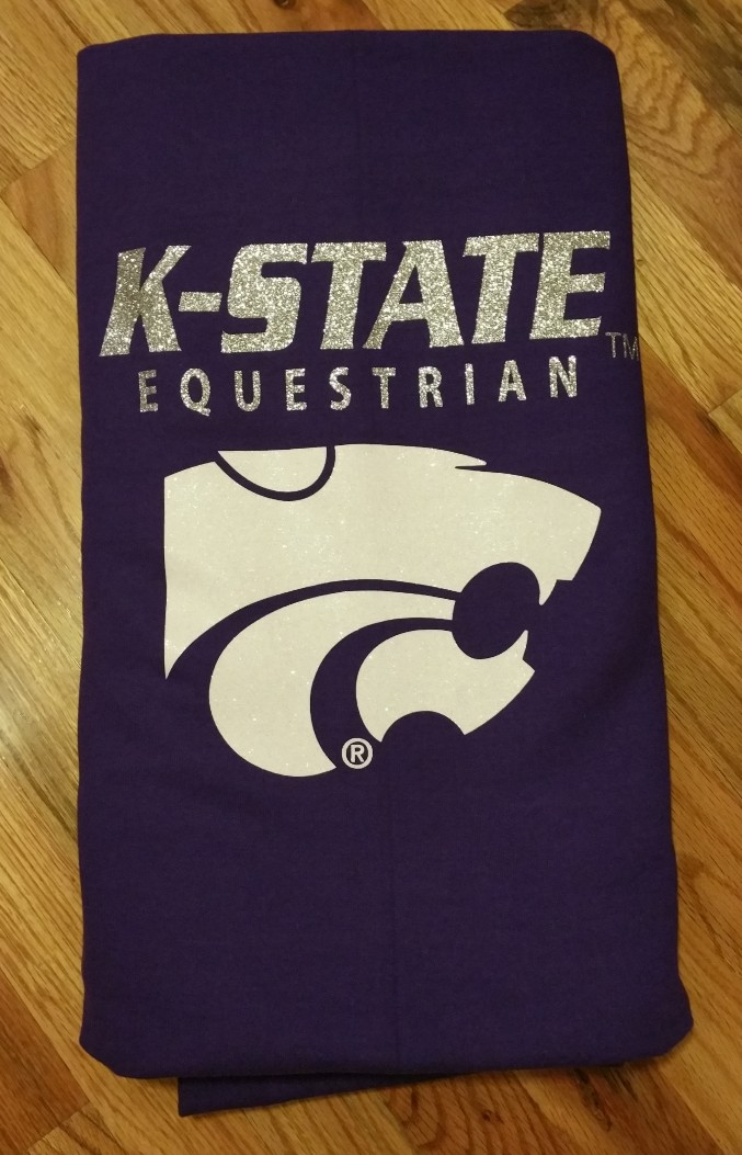 Equestrian K-State Blanket