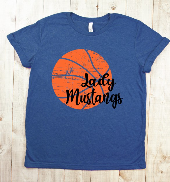 20-12  Lady Mustangs T-Shirt, Long Sleeve, Sweatshirt and Hoodie