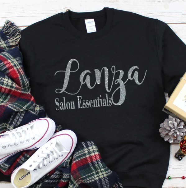 Lanza Salon Essentials Crewneck Sweatshirt