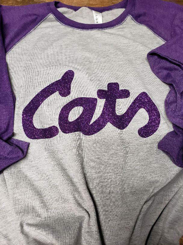 Kansas State Wildcats Cattitude Kids Toddler T-Shirt