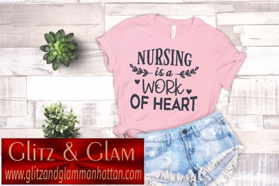 Nurse is a Work of Heart
