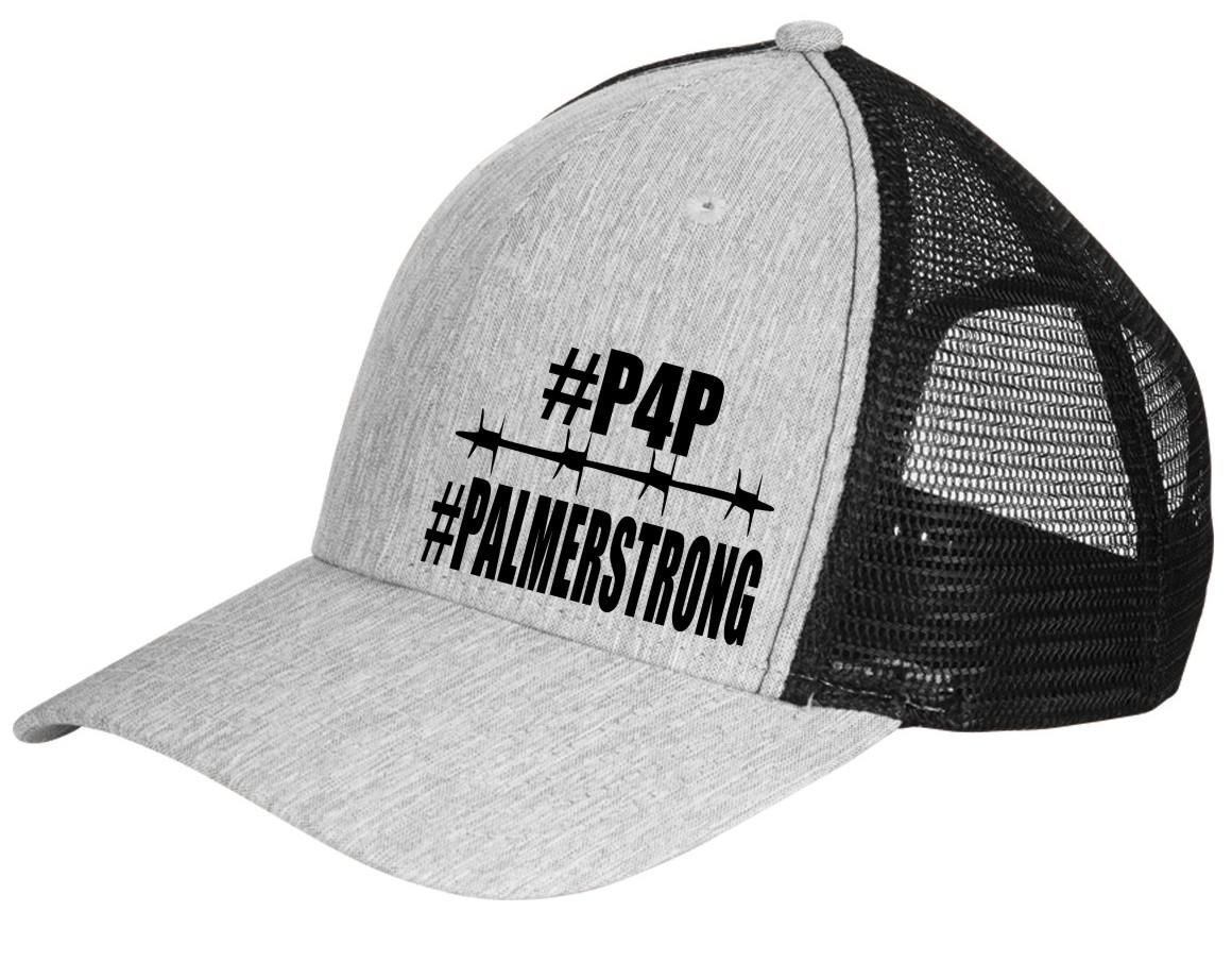 P4P Palmer Strong Vinyl Cap