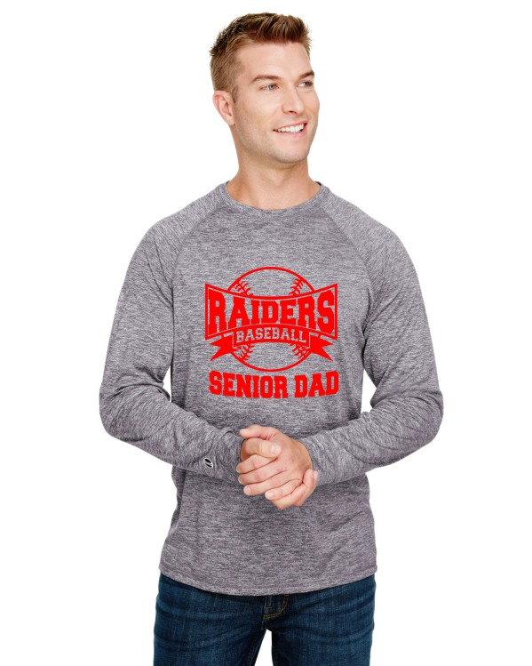 SENIOR DAD 2 ON PERFORMANCE LONG SLEEVE