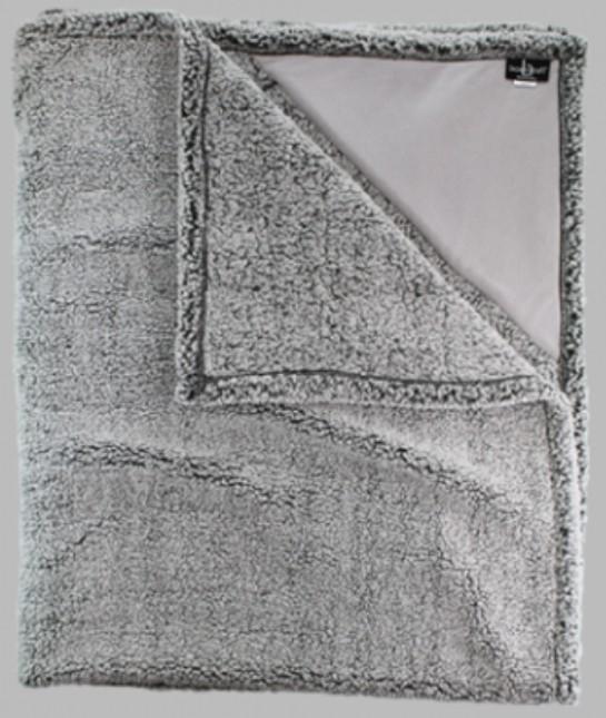 Boxer Craft Sherpa Blanket
