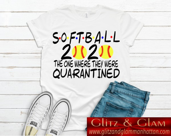 Softball 2020 They one where they were Quarantined