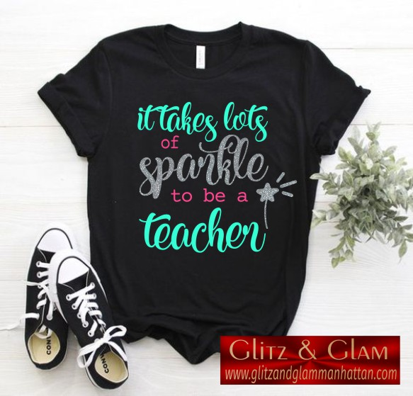 It takes alot of Sparkle to be a Teacher