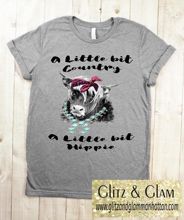 A little bit Country and a little bit Hippie T-Shirt