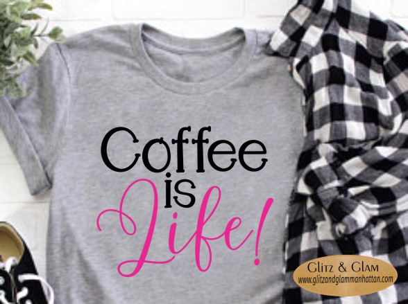 Coffee is My Life T-Shirt