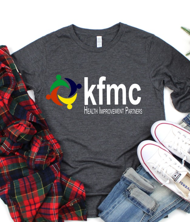 Bella kfmc Ladies Long Sleeve T-Shirt