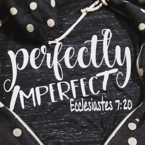 perfectly Imperfect Graphic Tee